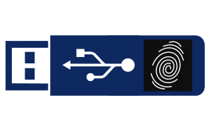 Biometric Token login sign-in security by fingerprint